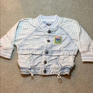 Levi's vintage snap front jacket